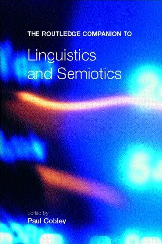 9780415925204: Routledge Critical Dictionary of Semiotics and Linguistics