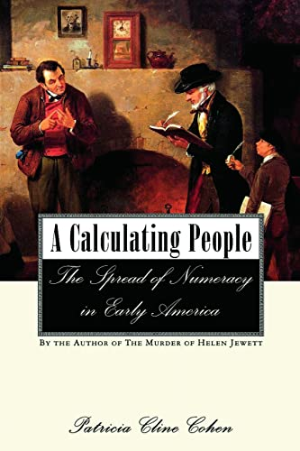 9780415925785: A Calculating People: The Spread of Numeracy in Early America