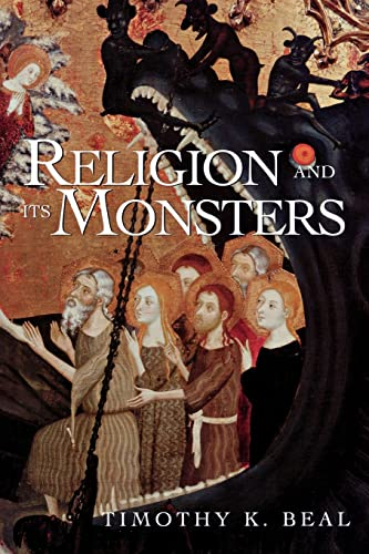 9780415925884: Religion and Its Monsters