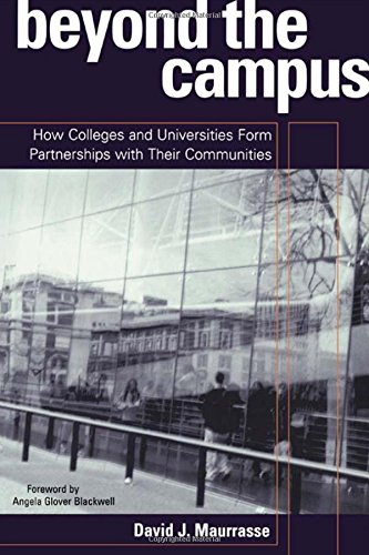 9780415926218: Beyond the Campus: How Colleges and Universities Form Partnerships with their Communities