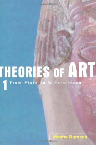 9780415926256: Theories of Art, 1: From Plato to Winckelmann