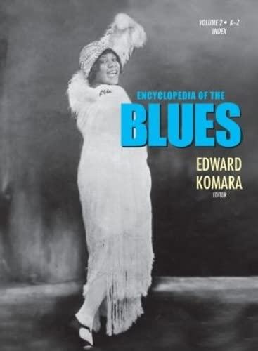 9780415927017: Encyclopedia of the Blues Volume 2 K-Z