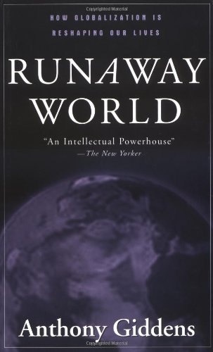 9780415927192: Runaway World: How Globalization is Reshaping Our Lives