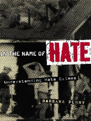 9780415927727: In the Name of Hate: Understanding Hate Crimes