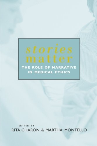 9780415928380: Stories Matter: The Role of Narrative in Medical Ethics (Reflective Bioethics)