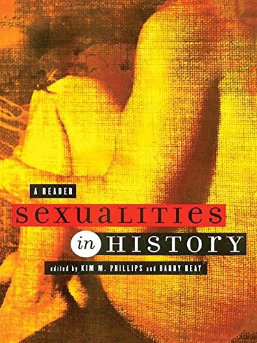 9780415929349: Sexualities in History: A Reader