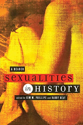 9780415929356: Sexualities in History: A Reader