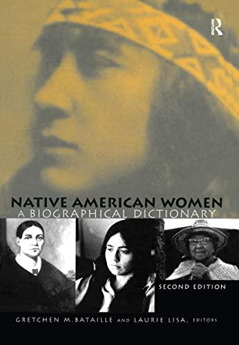 9780415930208: Native American Women: A Biographical Dictionary (Biographical Dictionaries of Minority Women)