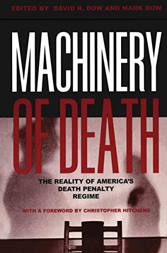 9780415932677: Machinery of Death: The Reality of America's Death Penalty Regime
