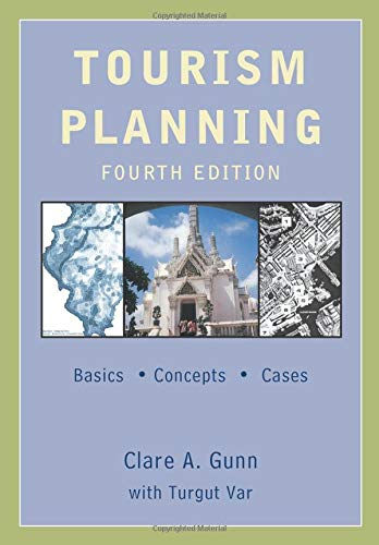 9780415932684: Tourism Planning: Basics, Concepts, Cases