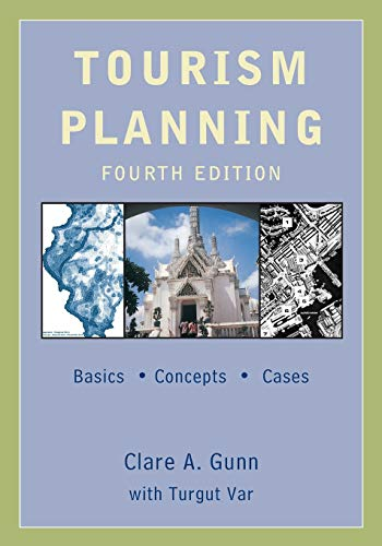 9780415932691: Tourism Planning: Basics, Concepts, Cases