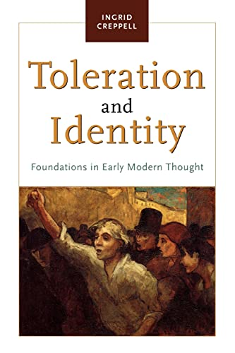 9780415933025: Toleration and Identity: Foundations in Early Modern Thought