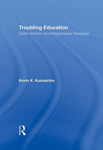 9780415933117: Troubling Education: