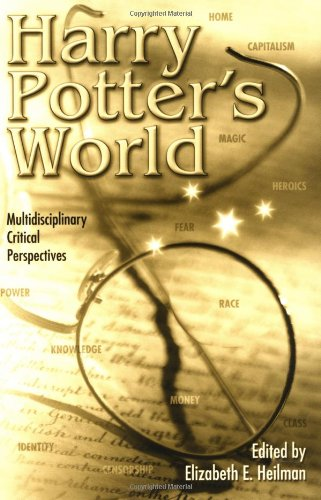 9780415933742: Multidisciplinary Critical Perspectives on Harry Potter's World