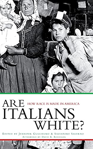 9780415934503: Are Italians White?: How Race is Made in America