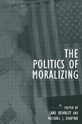 The Politics of Moralizing: Bennett, Jane