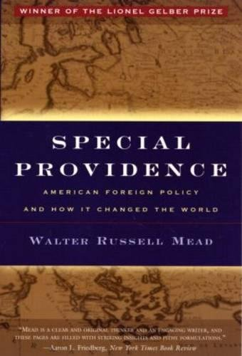 9780415935364: Special Providence: American Foreign Policy and How It Changed the World