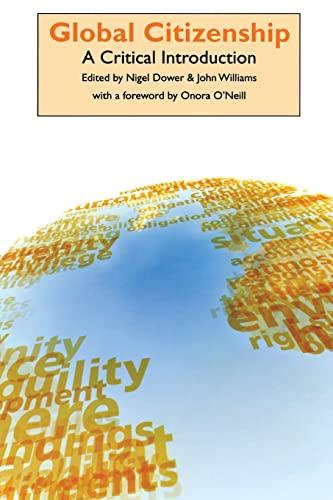 Global Citizenship : A Critical Introduction
