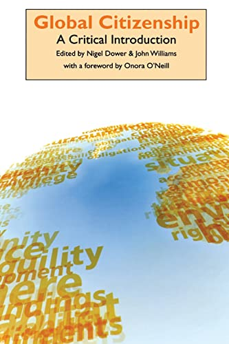 9780415935432: Global Citizenship: A Critical Introduction