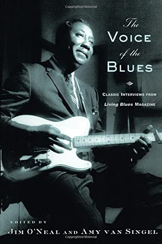 9780415936545: The Voice of the Blues: Classic Interviews from Living Blues Magazine