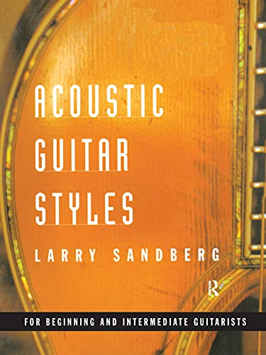 9780415937276: Acoustic Guitar Styles