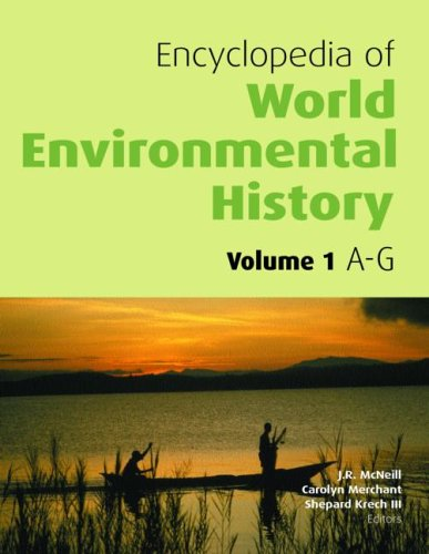 9780415937320: Encyclopedia of World Environmental History Vol. 1-3