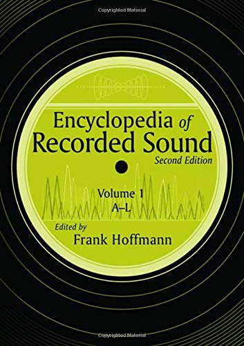 9780415938358: Encyclopedia of Recorded Sound (2 Volume Set)
