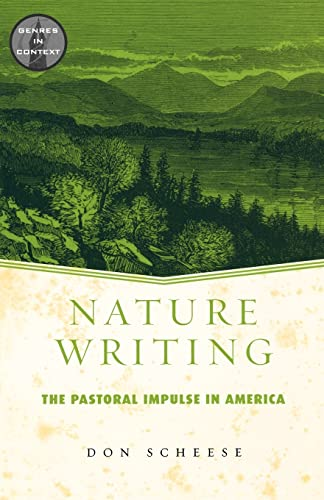 9780415938891: Nature Writing (Genres in Context)