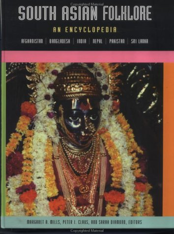 9780415939195: South Asian Folklore: An Encyclopedia (Special -Reference)