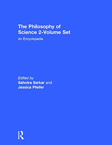 9780415939270: The Philosophy of Science 2-Volume Set: An Encyclopedia
