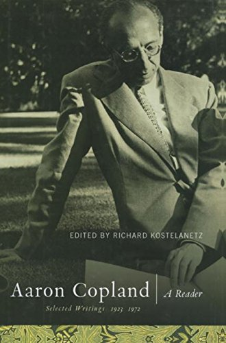 9780415939409: Aaron Copland: A Reader: Selected Writings, 1923-1972