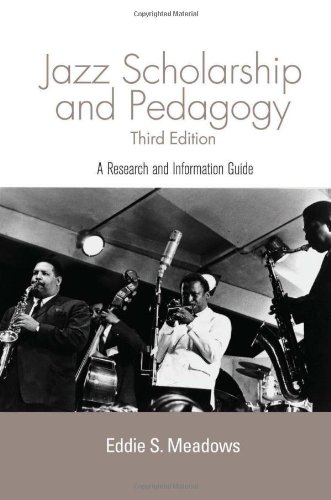 9780415939652: Jazz: Research and Pedagogy (Routledge Music Bibliographies)