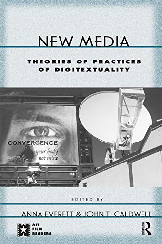 9780415939959: New Media: Theories and Practices of Digitextuality (AFI Film Readers)