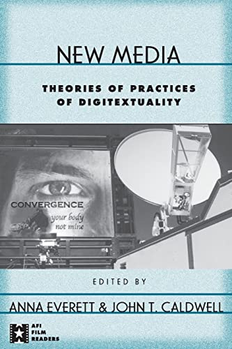 9780415939966: New Media: Theories and Practices of Digitextuality (AFI Film Readers)