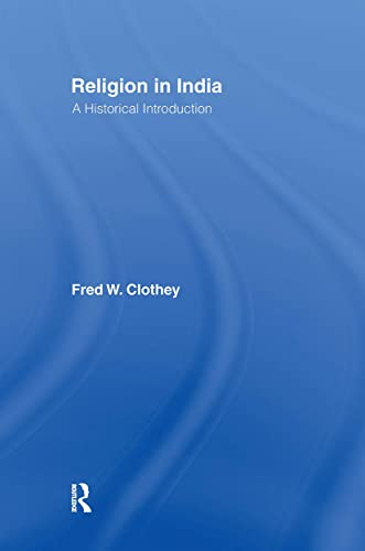 9780415940238: Religion in India: A Historical Introduction