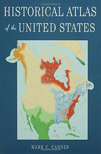 9780415941112: Historical Atlas of the United States