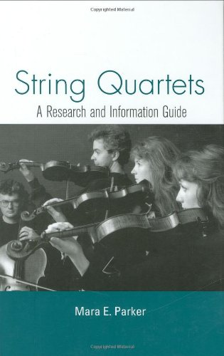 9780415941761: String Quartets: A Research and Information Guide (Routledge Music Bibliographies)