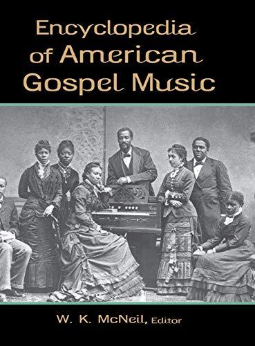 9780415941792: Encyclopedia of American Gospel Music