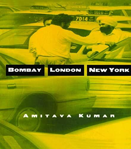 9780415942102: Bombay- London- New York
