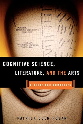 9780415942454: Cognitive Science, Literature, and the Arts: A Guide for Humanists