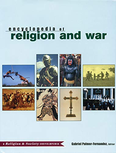 9780415942461: Encyclopedia of Religion and War (Religion and Society)