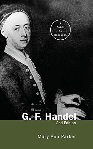 9780415943239: G. F. Handel: A Guide to Research (Routledge Music Bibliographies)