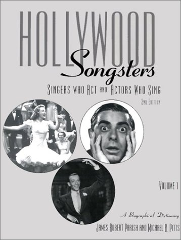 9780415943321: Hollywood Songsters: Singers Who Act and Actors Who Sing, Set