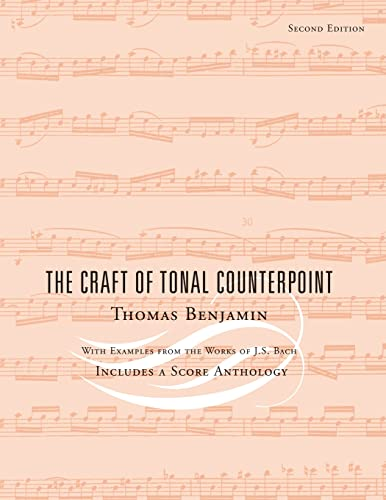 9780415943918: The Craft of Tonal Counterpoint