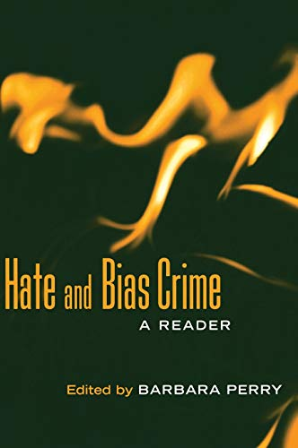 9780415944076: Hate and Bias Crime: A Reader