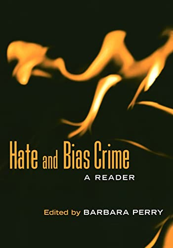 9780415944083: Hate and Bias Crime: A Reader