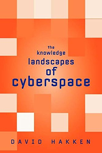 9780415945080: The Knowledge Landscapes of Cyberspace