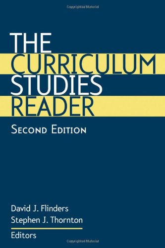 9780415945233: Curriculum Studies Reader E2