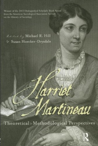 9780415945288: Harriet Martineau: Theoretical and Methodological Perspectives (Women and Sociological Theory)