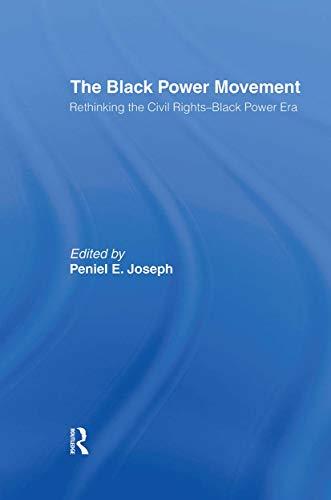 9780415945950: The Black Power Movement: Rethinking the Civil Rights-Black Power Era